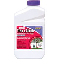 BONIDE 609 ANNUAL TREE & SHRUB INSECT CONTROL  CONCENTRATE, QUART