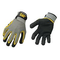 CAT CAT017415L Breathable Work Gloves