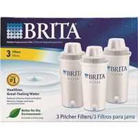 Clorox Sales-Brita 35503 Brita Water Pitcher Filters