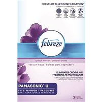 Bissell 11651 Vacuum Cleaner Bag With Febreze Spring and Renewal