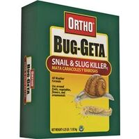Ortho Bug-Geta Snail & Slug Killer, 4/25 Lbs