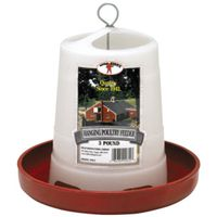 LITTLE GIANT PHF3 3LB POULTRY HANGING FEEDER