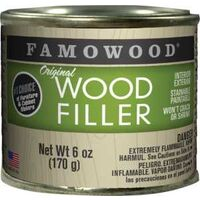 1/4 PINT ALDER WOOD FILLER
