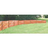"Silt Fence, 36"" x 100' Orange"
