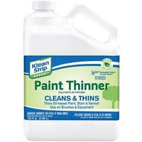 PAINT THINNER GREEN CARB GAL