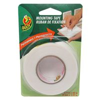 Duck 297471 Double Sided Mounting Tape