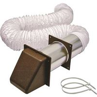 Lambro 205B Preferred Hood Bathroom Vent Kit