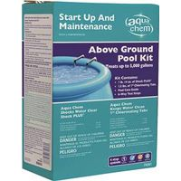 BioLab AquaChem Above Ground Pool Kit
