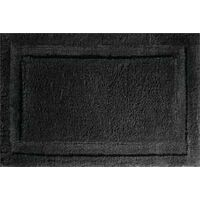 "SPA Bath Rug, 34"" x 21"" Black"