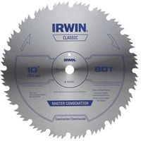 Irwin 11270 Combination Circular Saw Blade