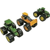 John Deere Toy Monster Tread, 5""