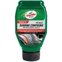 Turtle Wax Rubbing Compound, 18oz