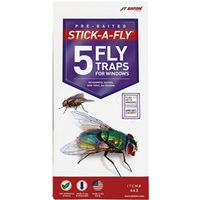 TRAP FLY WINDOW STICK 5 PACK