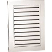 Duraflo 626075-00 Small Rectangular Gable Vent