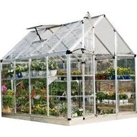 Enthusiast Greenhouse, 6' x 8'