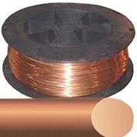 Solid Bare Copper Building Wire, 800'