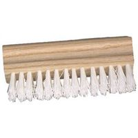 NAIL BRUSH WOOD HANDLE