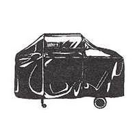 Weber-Stephen 7552 Grill Cover