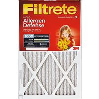 Filtrete 9806DC-6 Micro Allergen Pleated Air Filter