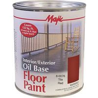 Majic 8-0076 Oil Based Floor Paint