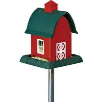 North States 9081 Barn Bird Feeder