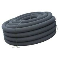 """Drain Pipe with Sock, 4"""" x 100'"""