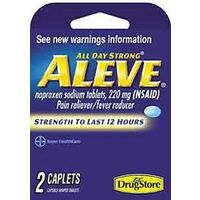 Lil Drug Store Products Aleve - Pack of 6 at Sears.com
