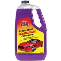 Car Wash with Carnauba Wax, 128 oz