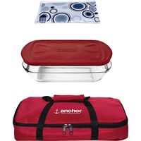Anchor 91087 Tote Set With Embrace Lid