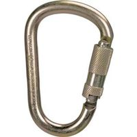 1 IN CARABINER WITH GATE