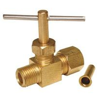 Dial 9421 Straight Needle Valve