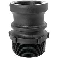 Cam-Lock Male Adapter, 1 1/2""