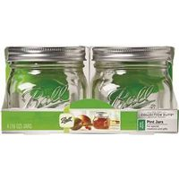JARS PINT COLL ELITE 16 OZ