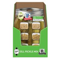 MIX DILL PICKLE 2PK 6CT PDQ