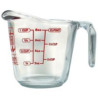 Anchor Hocking 551750L13 Measuring Cups