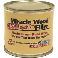 Miracle Wood 901 Quick-Dry Wood Filler