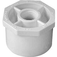 "PVC Reducing Bushing, 2"" x 1/2"""