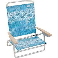 BEACH CHAIR LAY FLAT ASSORTED