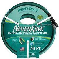 "Neverkink Garden Hose, 5/8"" x 50'"