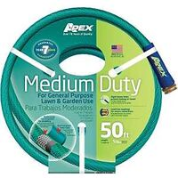 Medium Duty Hose 5/8 x 50'