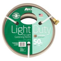 Teknor Apex 8400-050 Garden Hoses, Light Duty, 5/8 x 50 Foot