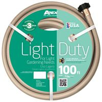 Teknor Apex 8400-100 Light Duty Garden Hose