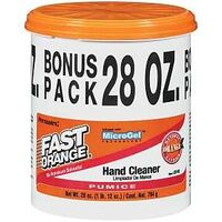 Fast Orange Hand Cleaner, 28 Oz