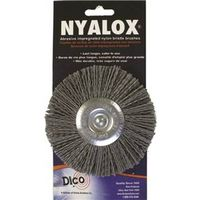 Nyalox 541-772-4 Coarse Mounted Wheel Brush