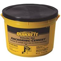Quikrete 1245-11 Anchoring Cement