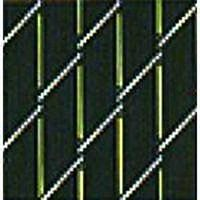"""Privacy Slats for Chain Link Fence, 68"""" Black"""
