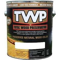 Wood Preservative With Stain