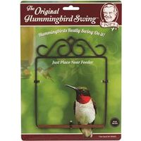 SWING HUMMINGBIRD BLACK