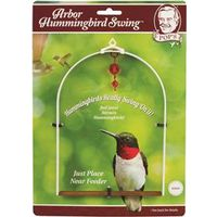 SWING BIRD ARBOR WHITE