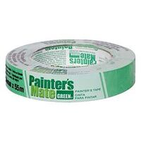"Painting Tape, 0.94"" x 60 Yds Green"